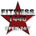 Fitness 1440 logo