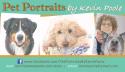 Pet Portraits by Kevin Poole logo