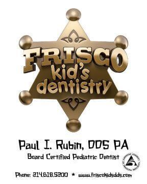 Frisco Kids Dentistry logo
