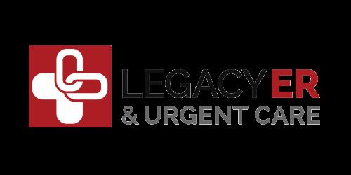 Legacy ER & Urgent Care logo