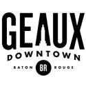 Geaux Downtown BR logo