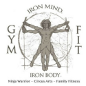 Gym Fit Tumbling and Fitness logo