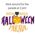 Baton Rouge Halloween Parade logo