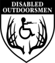Disabled Outdoorsment USA logo