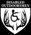 Disabled Outdoorsment USA logo