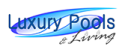 Luxury Pools & Living logo