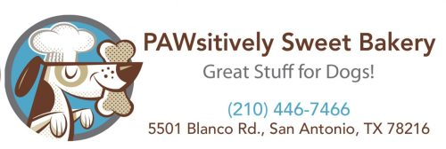 Pawsitvely Sweet logo