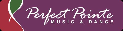 Perfect Pointe Music & Dance logo