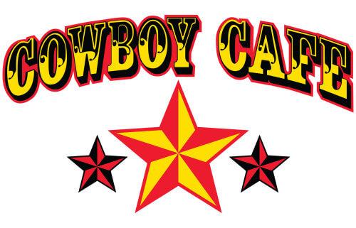 Cowboy Cafe logo