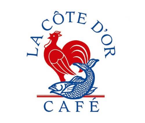 La Cote D'or Cafe logo
