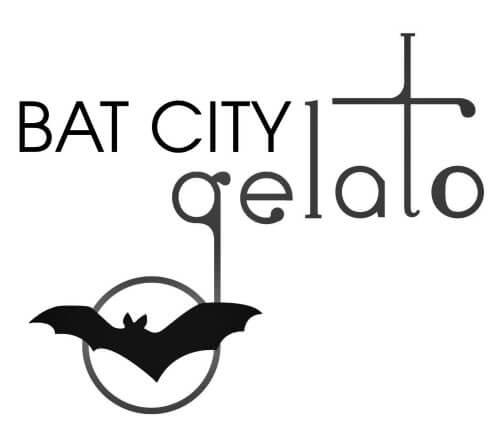 Bat City Gelato logo