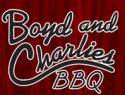 Boyd & Charlie's BBQ logo