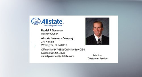 Gossman Allstate Insurance logo
