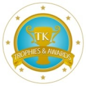 TK Trophies logo
