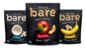 BARE Snacks logo