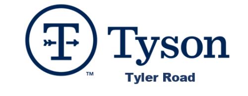 Tyson Tyler Road logo