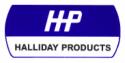 Halliday Products logo