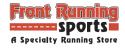 Front Running Sports logo