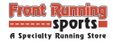 Front Running Sports logo