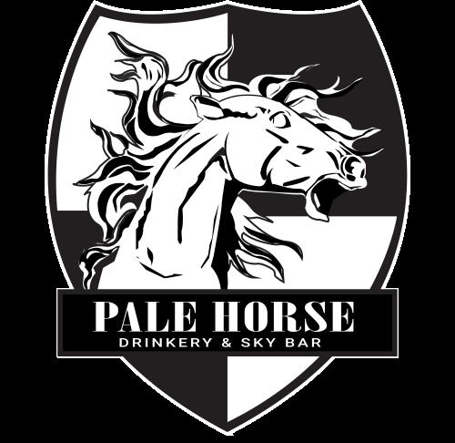 Pale Horse Drinkery & Sky Bar logo