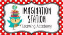 Imagination Station logo