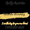 Miranda Hernandez with Realty Associates logo
