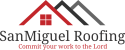 San Miguel Roofing logo