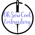 Oh Sew Cool Embroidery logo
