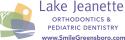 Lake Jeanette Orthodontics & Pediatric Dentistry logo