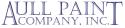 Aull Paint Company logo