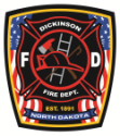 Dickinson Fire Department logo