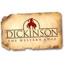 Dickinson The Western Edge Convention Center logo