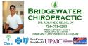 Bridgewater Chiropractic logo