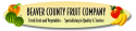 Beaver County Fruit Company logo
