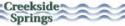 Creekside Springs logo