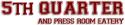 Fifth Quarter and Press Room Eatery logo
