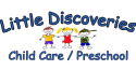 Little Discoveries Child Care logo