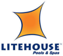 Litehouse Pools And Spas logo