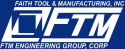 Faith Tool and Manufacturing, Engineering Corp. logo