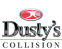 Dusty's Collision logo