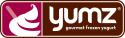 Yumz Gourmet Frozen Yogurt Lake in the Hills logo