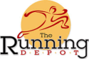 The Running Depot logo