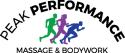 Peak Performance Massage and Bodywork logo