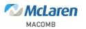 McLaren Macomb  logo