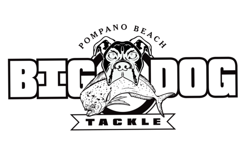 Big Dog Tackle  logo