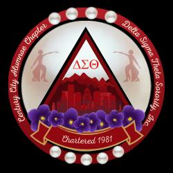 Century City Alumnae Chapter, Delta Sigma Theta Sorority, Inc.  logo