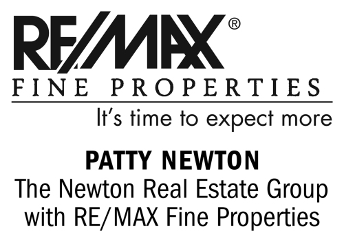 The Newton Real Estate Group with RE/MAX Fine Properties logo