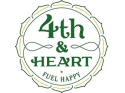 Fourth & Heart logo