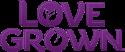 LoveGrown logo