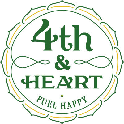 4th & Heart logo